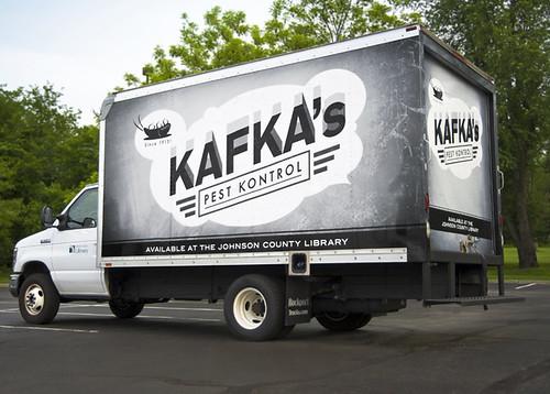 Kafka's Pest Kontrol