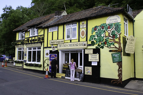 Shop At Cheddar Gorge