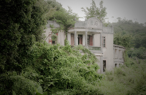 Abandoned Mansion Shek Lo
