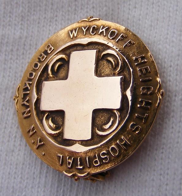 Wyckoff Heights Hospital School Of Nursing Graduation Pin