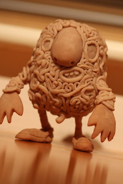 Mr. Gut Sculpture