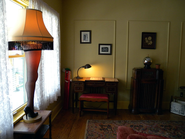Interior Of A Christmas Story House And Museum In Cleveland Ohio Flickr Photo Sharing