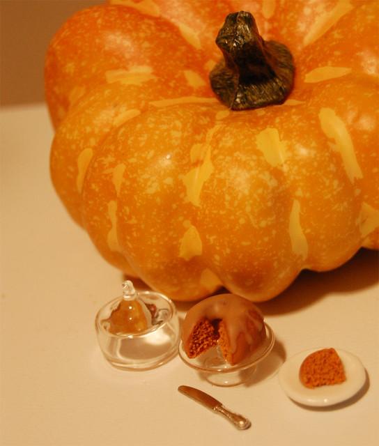 Iced Pumpkin Bundt Cake | Flickr - Photo Sharing!