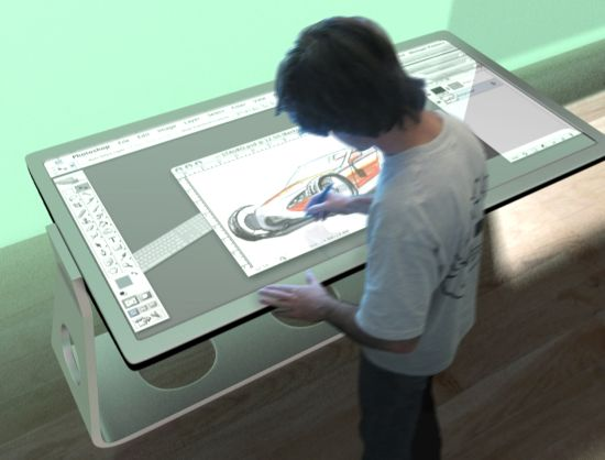Mesa de dibujo for Mesa diseno grafico