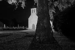 Trangé church - Photo of Brains-sur-Gée
