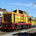 Loco Diesel da cantiere ex V100 DB by Maurizio Boi