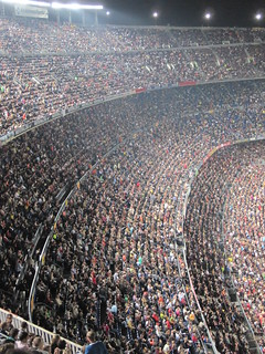 The FC Barcelona Supporters