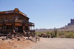 2011-06-05 Arizona, Apache Trail  037 Goldfield