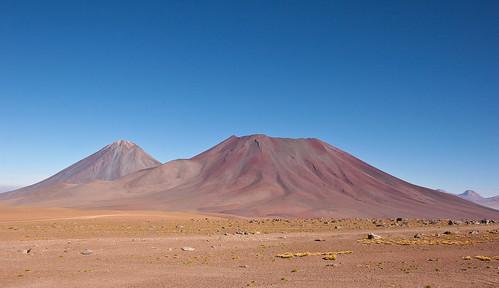Atacama, desert, Chile