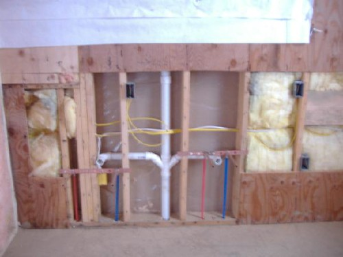 17 Rough Plumbing And Electric Flickr Photo Sharing