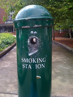 Mr. Smoking Station