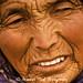 Old Woman @ Phayang Village-1 by HemantSud