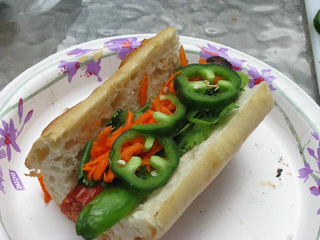banh mi hot dog | Flickr - Photo Sharing!
