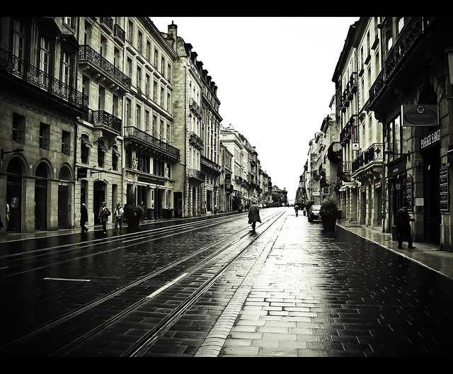 Streets of Bordeaux