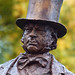Brunel University Isambard Kingdom Brunel statue