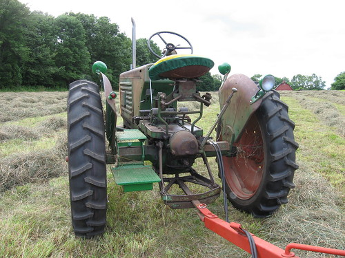 Ih 2424 Tractor Loader : Oliver rc diesel production cletrac coop and