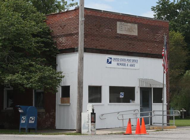 Nilwood Il U S Post Office 62672 Flickr Photo Sharing