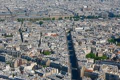 Sur les toits de Paris (View it in large!)