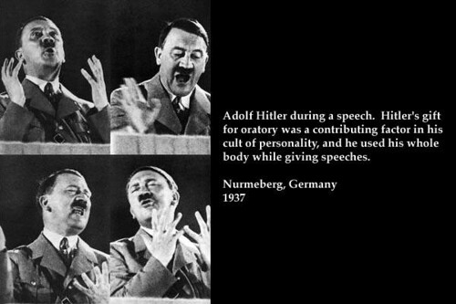 public speaking informative speech