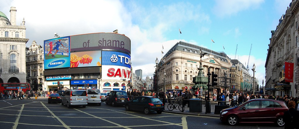 Piccadilly Circus Stitch
