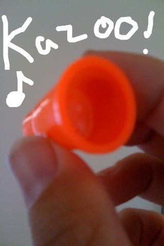 Kazoo fun!