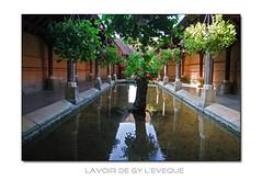 Lavoir in Gy L'Éveque(F)