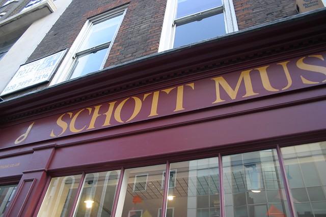 Schott Music Store