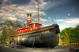 Kingston N.Y. - Hudson River Maritime Museum 01