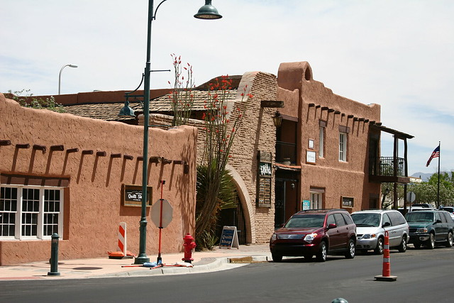 Southwest architecture flickr photo sharing for Southwest architecture