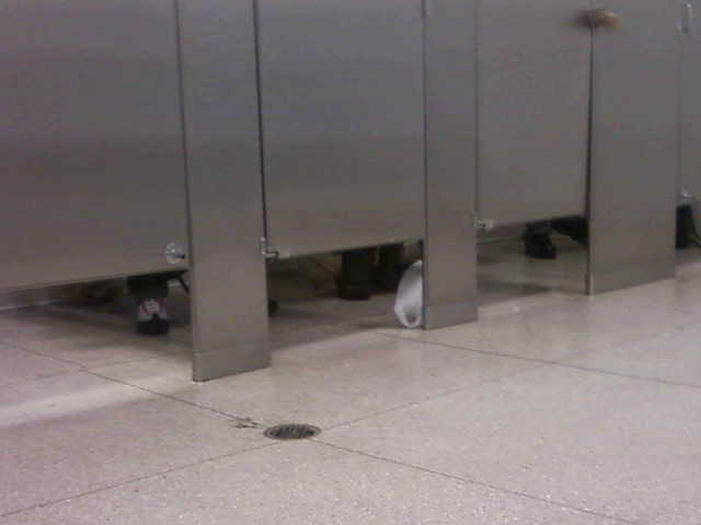 Public Toilet Stalls Macy S Flickr Photo Sharing