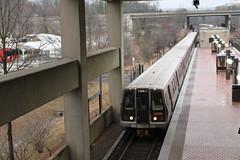 Above the Metro