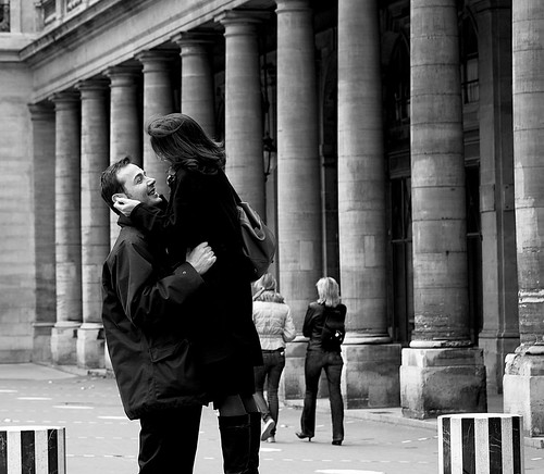 Les amants du Palais Royal, La passion