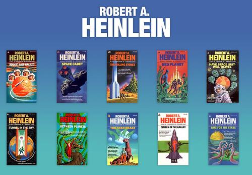 heinlein_juvenile_poster