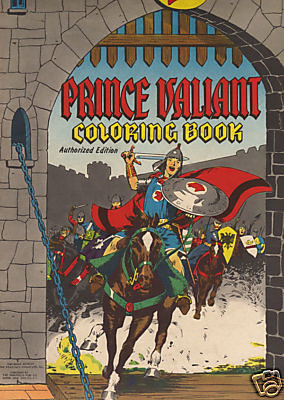 princevaliant_coloring