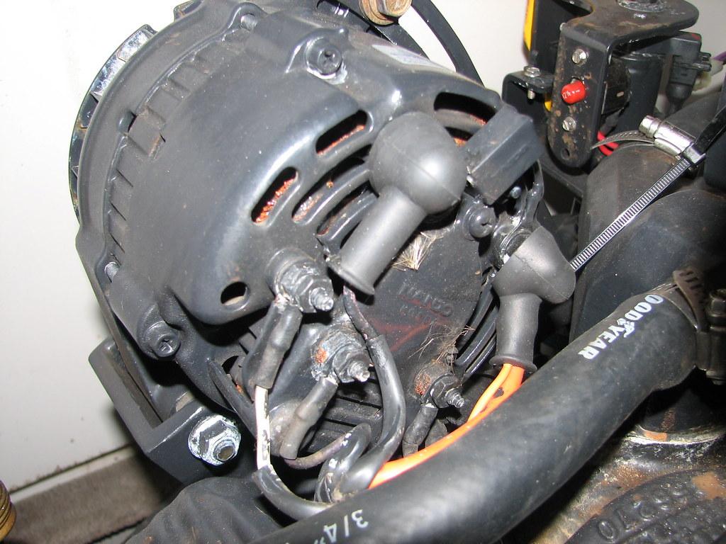 mercruiser alternator wiring diagram   36 wiring diagram
