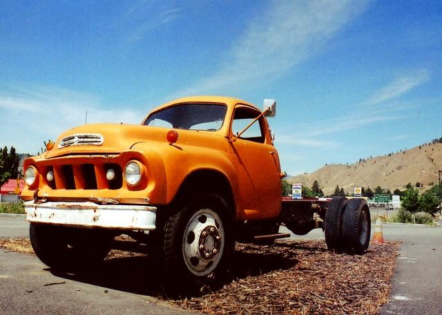 Studebaker Truck (Public Domain)