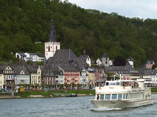 Rhine River Cruise, Germany  J9040780