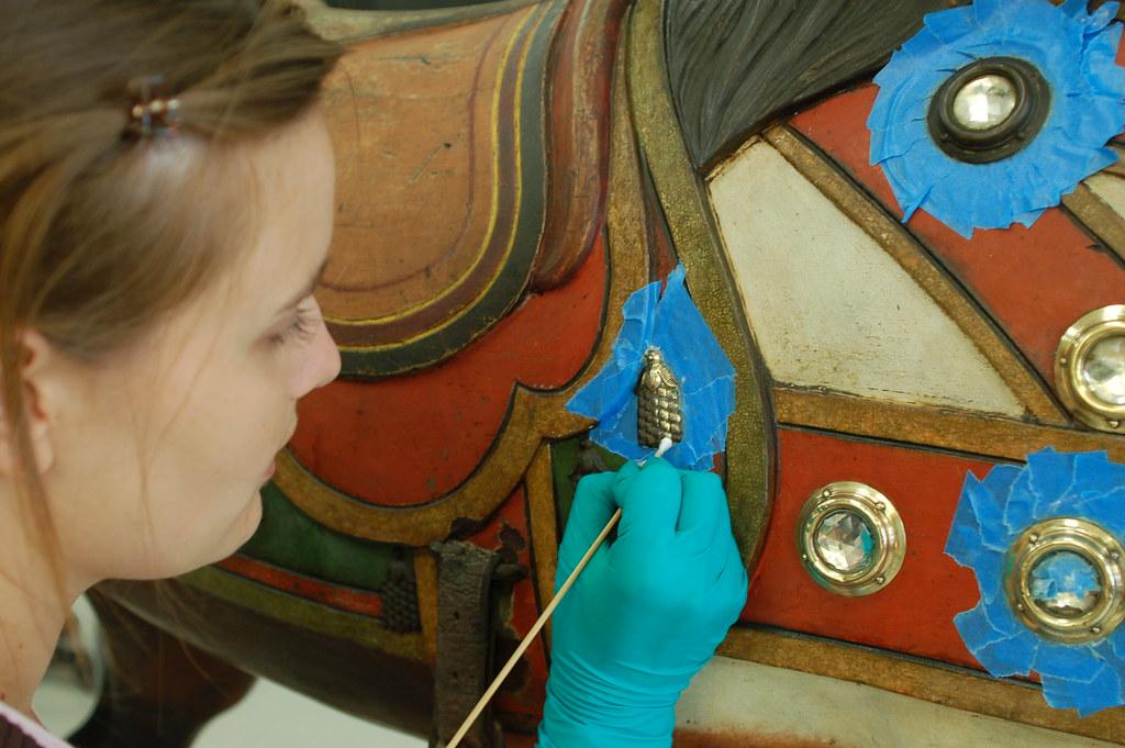 Laine's polishing brasses