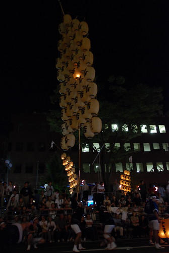 japan night matsuri akita 秋田 kanto まつり dsc9207 竿灯