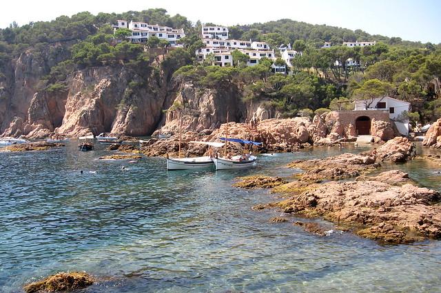 Aigua Xelida (Palafrugell, Girona)