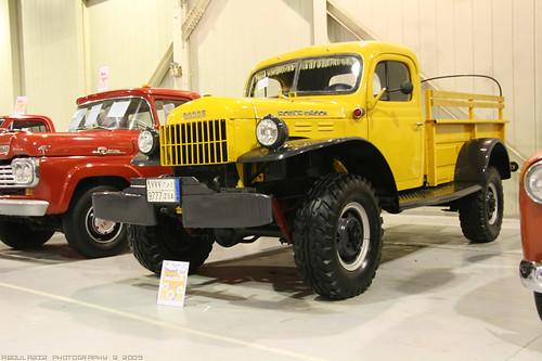 1942 Dodge Power Wagon Military Powerwagon