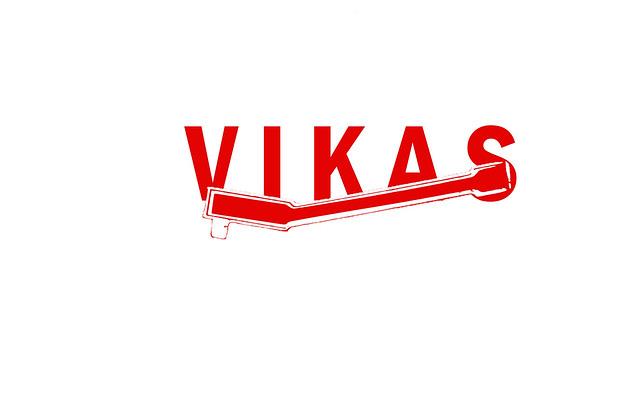 logo of vikas