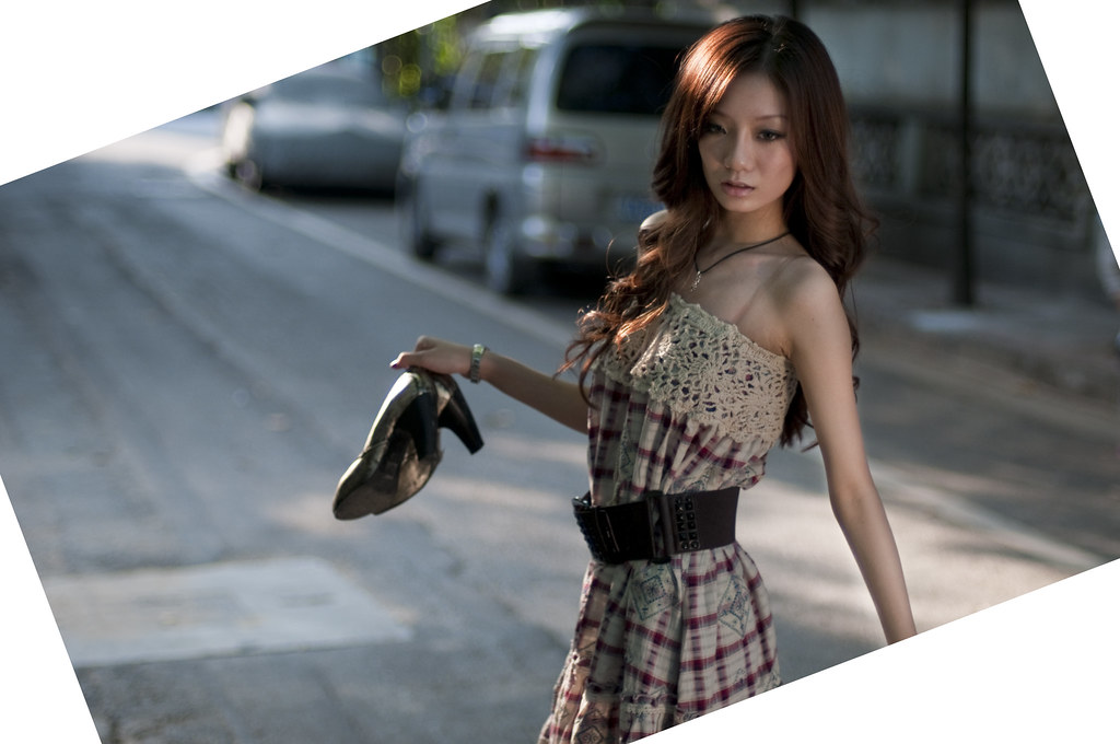 Chinese cute girl