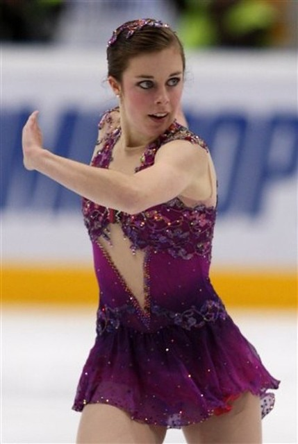 Russia Figure Skating Cup Of Russia Ashley Wagner