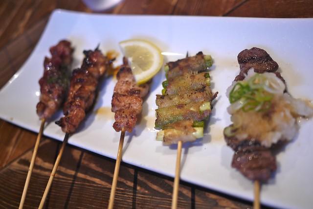 Zakkushi Charcoal Grill Diner | 4th Avenue