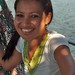 Mujer guapa - Pretty girl; Balfate, Honduras