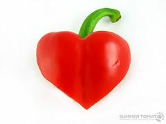 heart(0.0), lip(0.0), plant(0.0), produce(0.0), human body(0.0), petal(0.0), organ(0.0), heart(1.0), red(1.0), food(1.0), valentine's day(1.0),