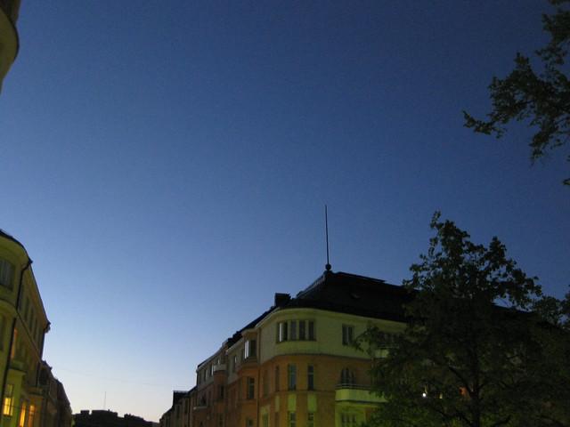 La capital de Finlandia, por la