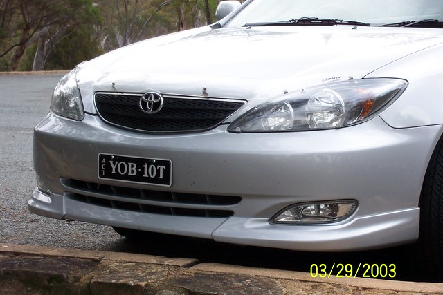 2003 toyota camry sportivo v6 review. Black Bedroom Furniture Sets. Home Design Ideas