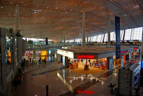 Arriving in China - Beijing Capital International Airport